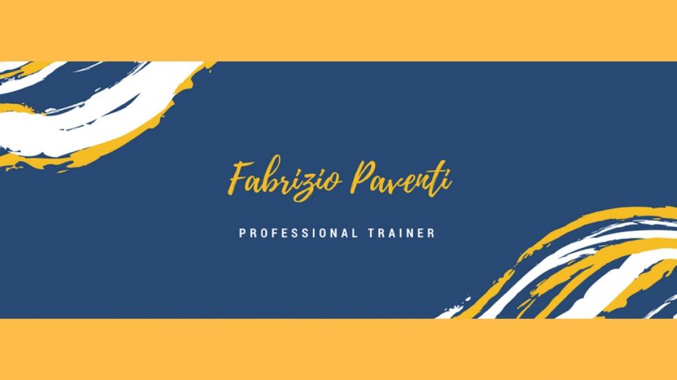 Fabrizio Paventi - Professional Trainer - imagen de show de portada