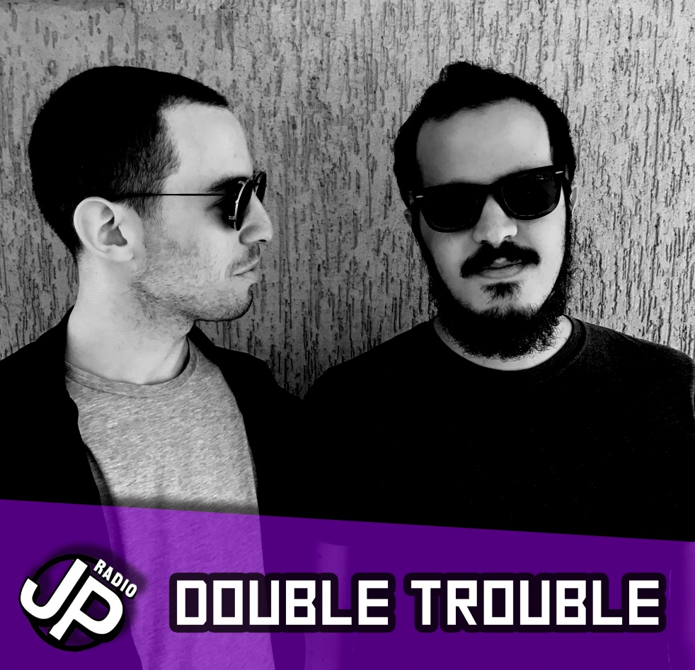 Double Trouble - Cover Image