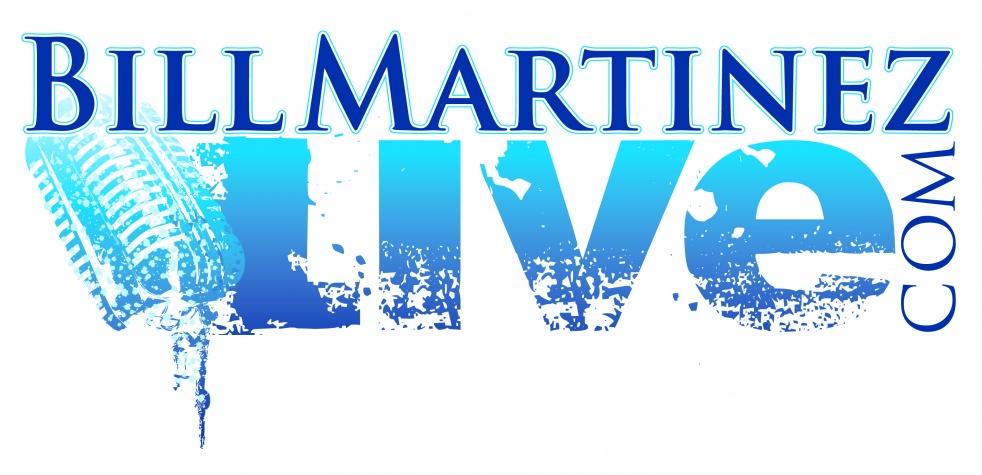 Bill Martinez Live - imagen de show de portada