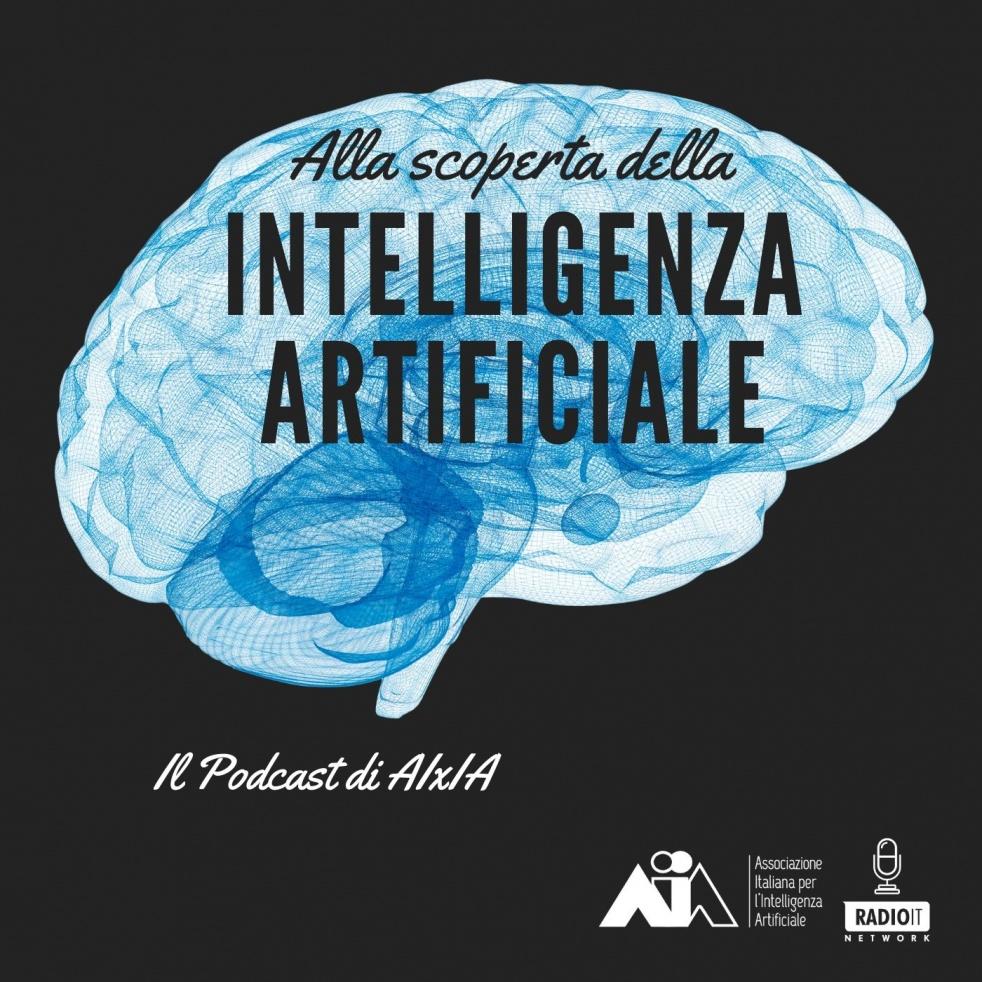 Alla scoperta della Intelligenza Artificiale - imagen de portada