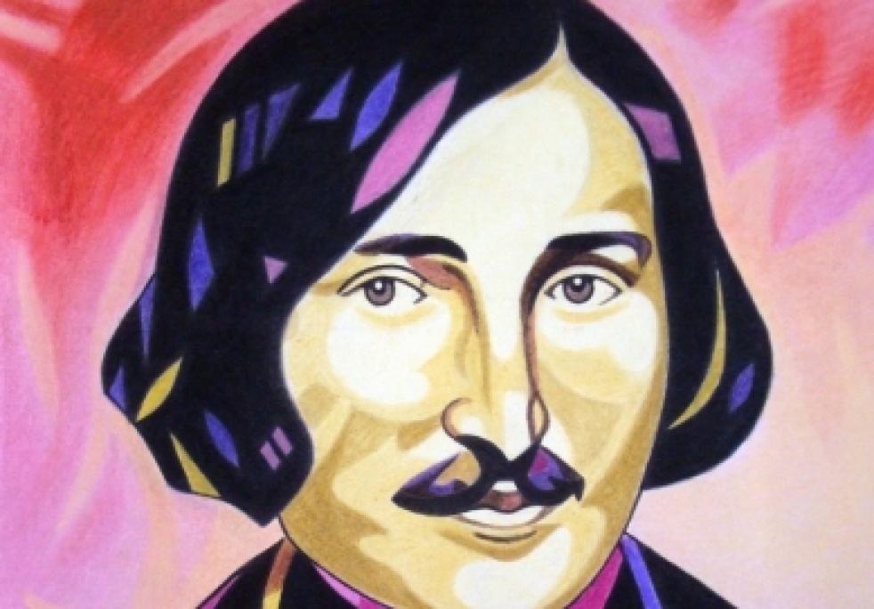 Gogol: Il ritratto - immagine di copertina dello show