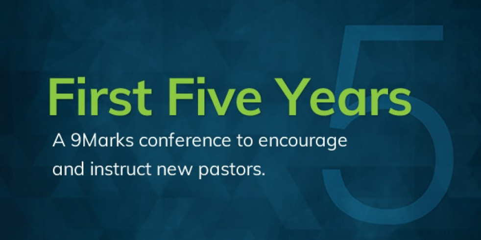 First Five Years Conference - immagine di copertina dello show