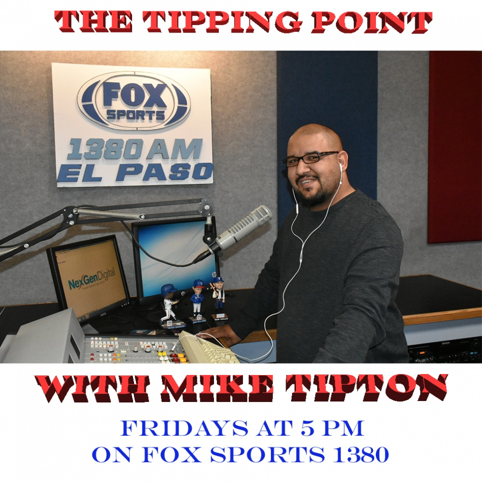 The Tipping Point with Mike Tipton - immagine di copertina dello show