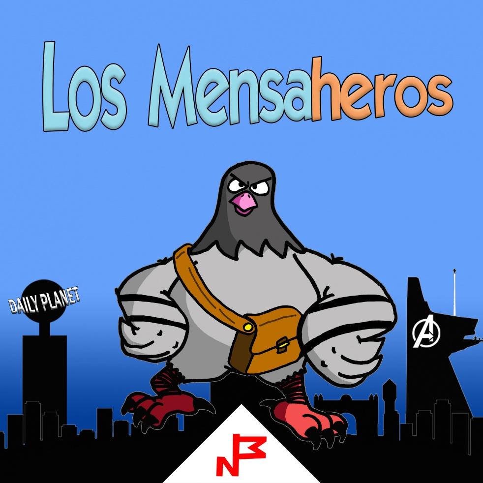 Los Mensaheros - imagen de show de portada