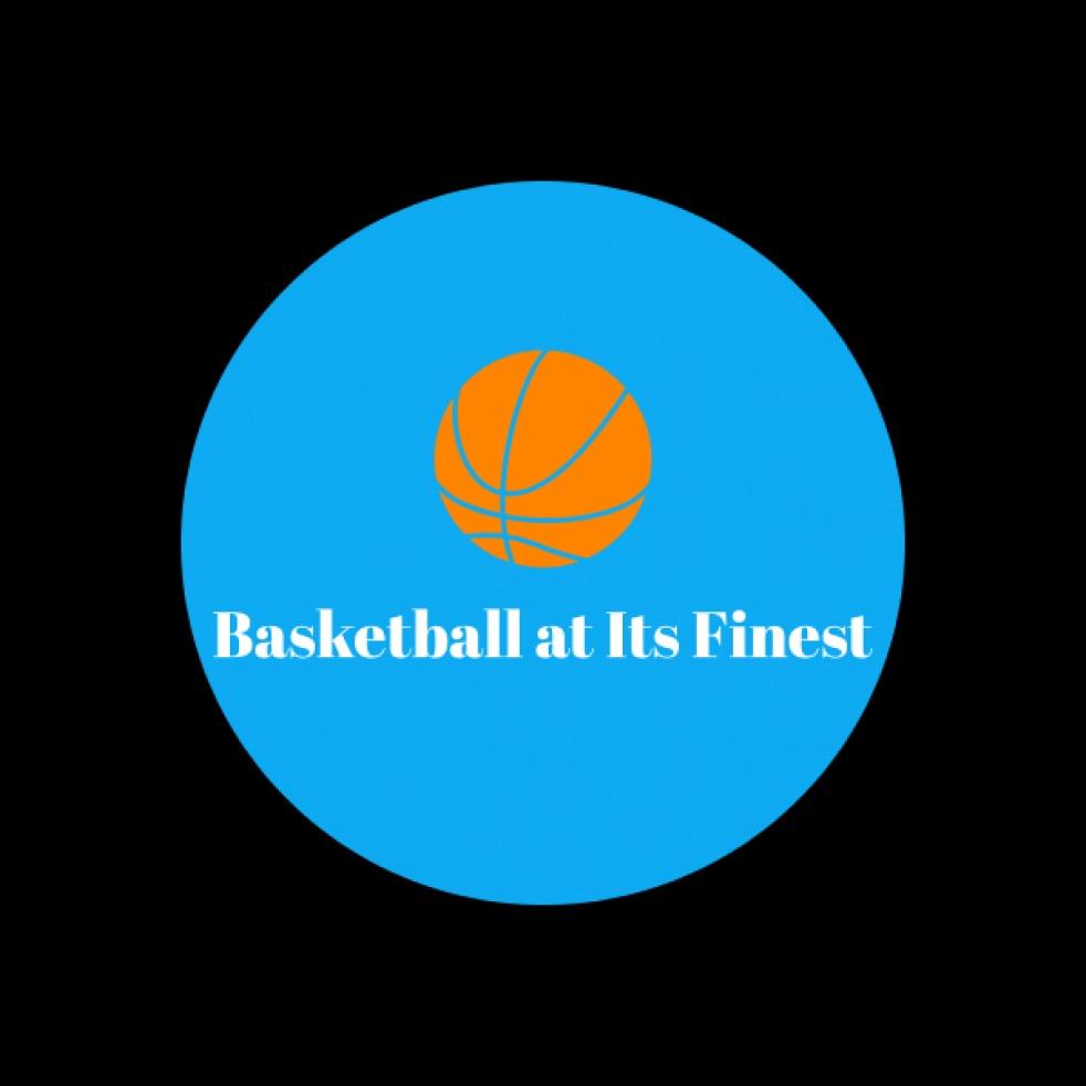 Basketball At Its Finest - immagine di copertina dello show