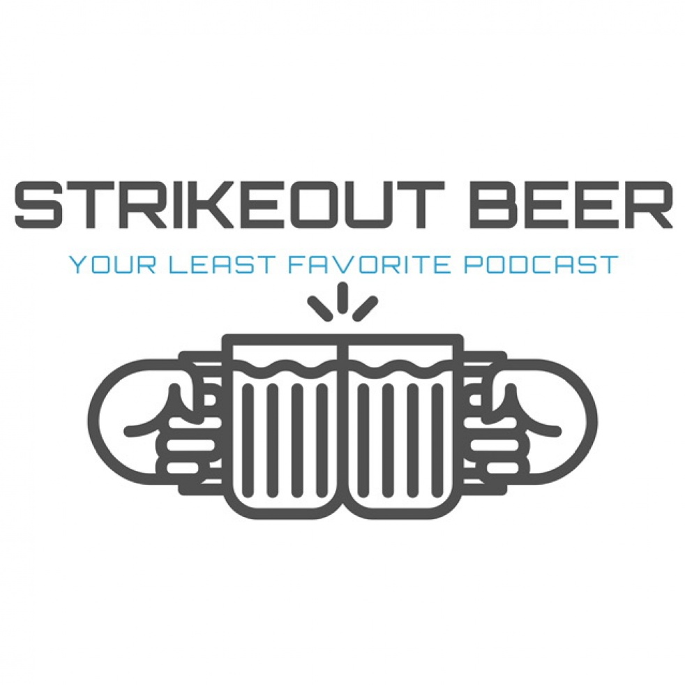 Strikeout Beer - show cover