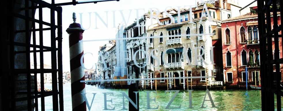 What's Up Ca' Foscari - show cover