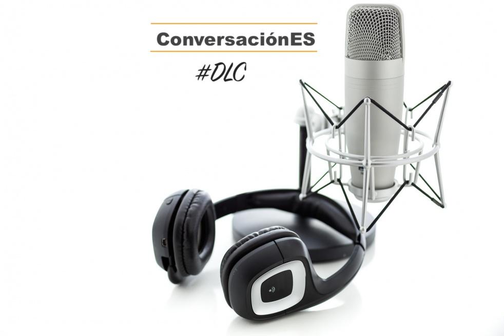 ConvesaciónES #DLC - imagen de show de portada