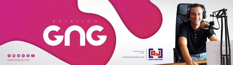 EstaciónGng Podcast musical - imagen de portada
