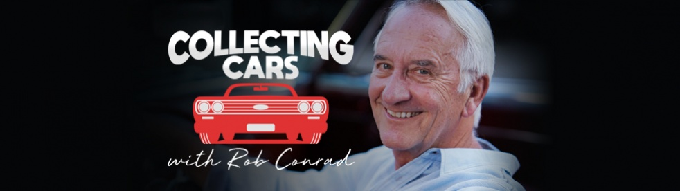 Collecting Cars with Rob Conrad - show cover