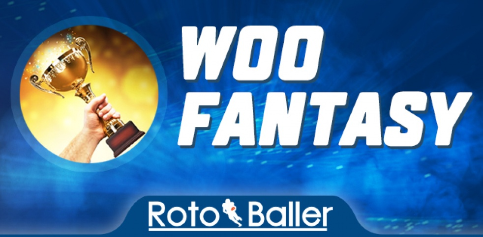Woo Fantasy - Cover Image