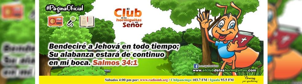 El club de las hormiguitas del Señor - imagen de show de portada