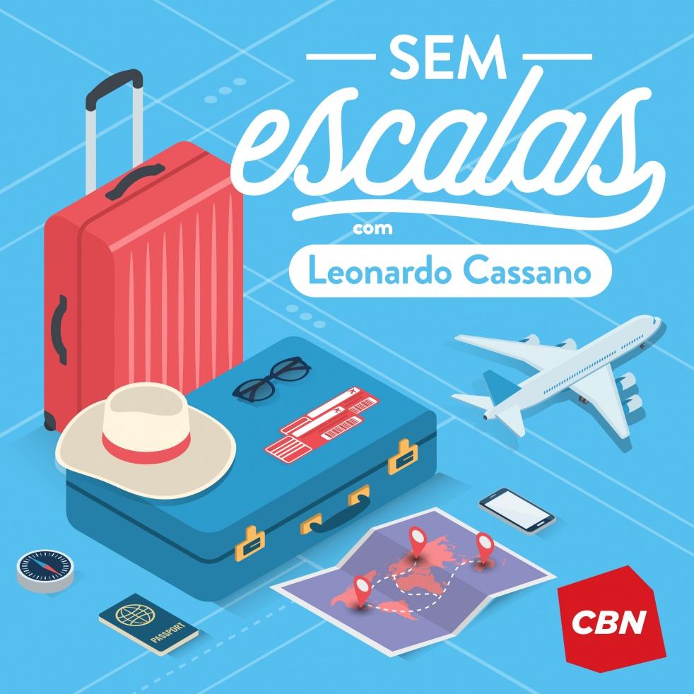 CBN - Sem Escalas - immagine di copertina