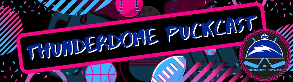 Thunderdome Puckcast - Cover Image