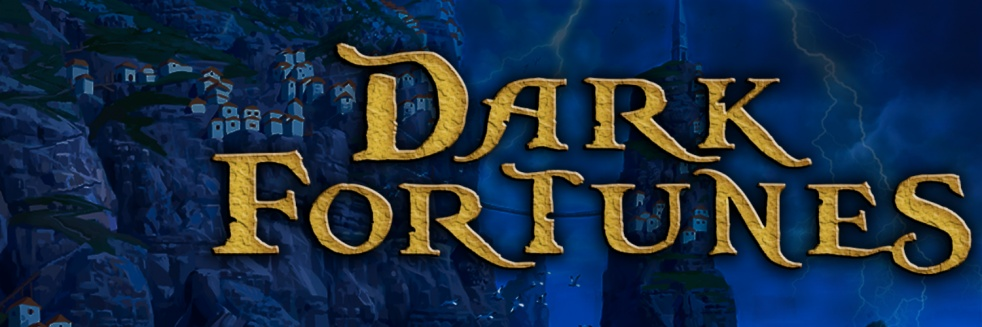Dark Fortunes: D&D Humblewood Actual-Play - Cover Image