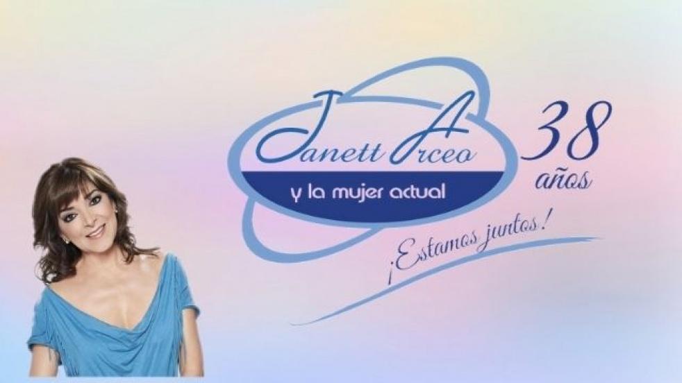 Janett Arceo y La Mujer Actual - imagen de portada