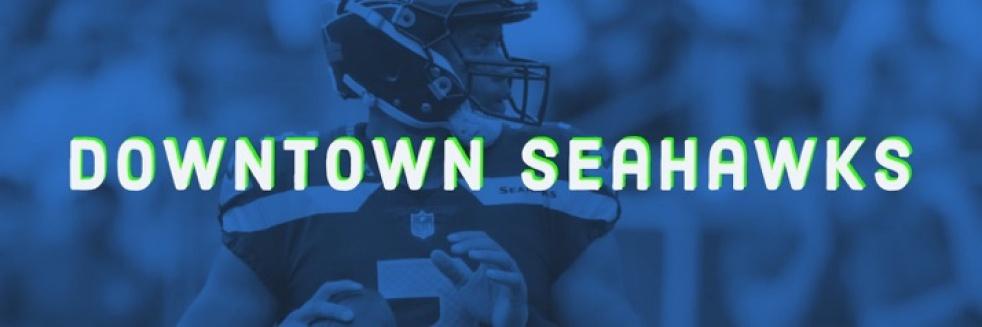 Downtown Seahawks Podcast - imagen de show de portada