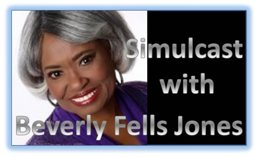 Beverly Fells Jones - Power21 Podcaster - imagen de portada
