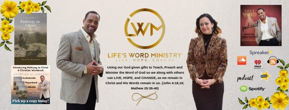 Life's WORD Podcast - imagen de show de portada