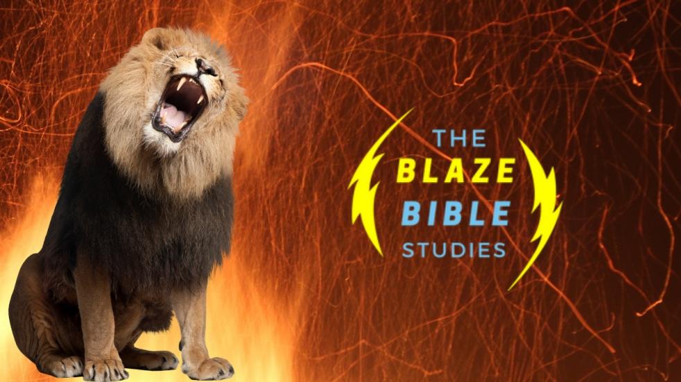 The BLAZE (Bible Study) - imagen de show de portada