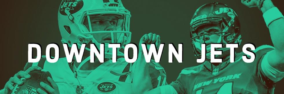 Downtown Jets Podcast - immagine di copertina dello show