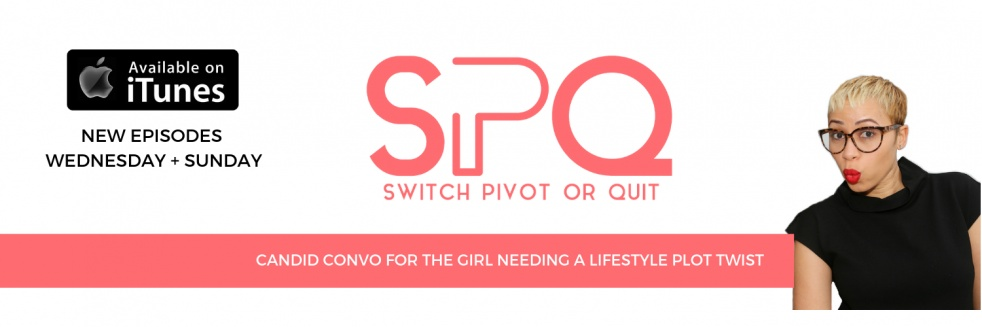 Switch, Pivot or Quit - show cover