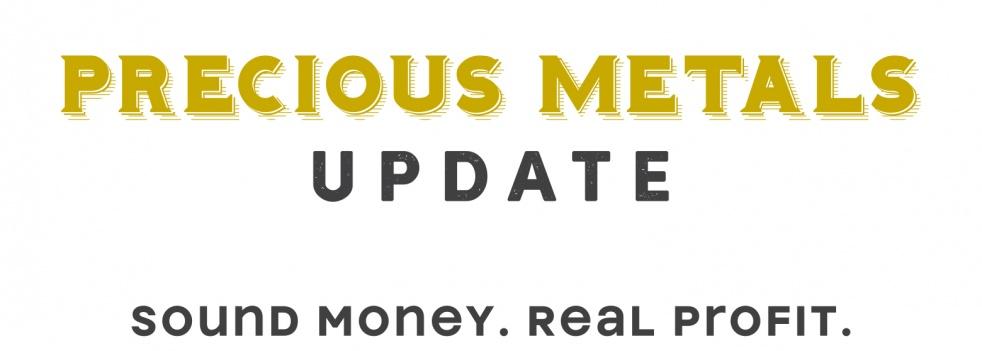 Precious Metals Market Update - immagine di copertina dello show