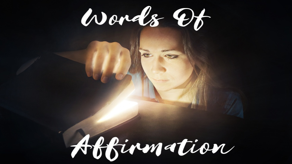 Words Of Affirmation - Cover Image
