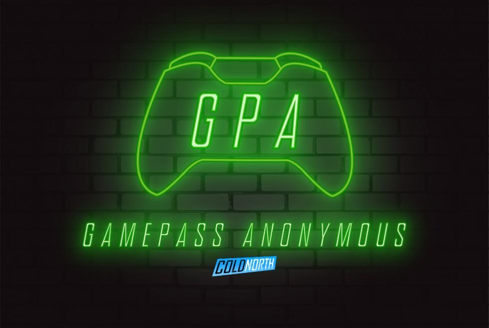 GamePass Anonymous - imagen de portada