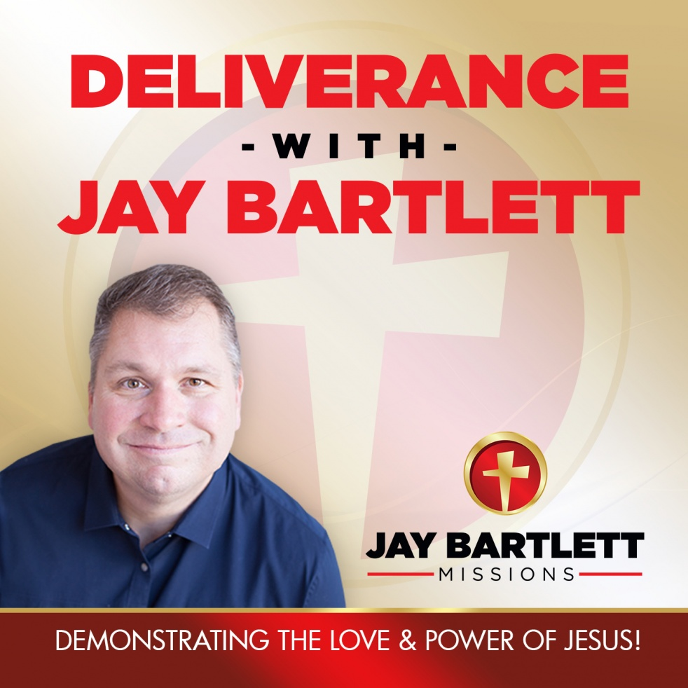 Deliverance with Jay Bartlett - Cover Image