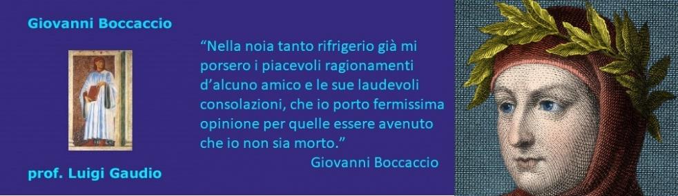 Giovanni Boccaccio - Cover Image