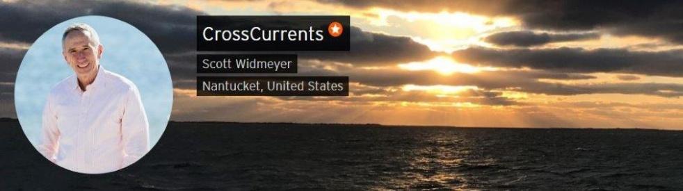 Cross Currents with Scott Widmeyer - immagine di copertina dello show