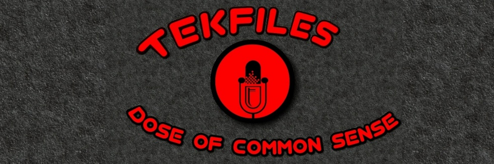 RekdTek - show cover