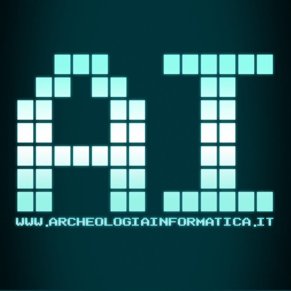Archeologia Informatica - immagine di copertina dello show