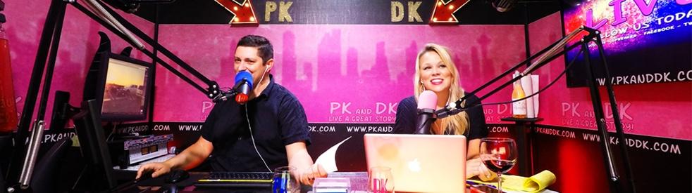PK and DK - immagine di copertina dello show