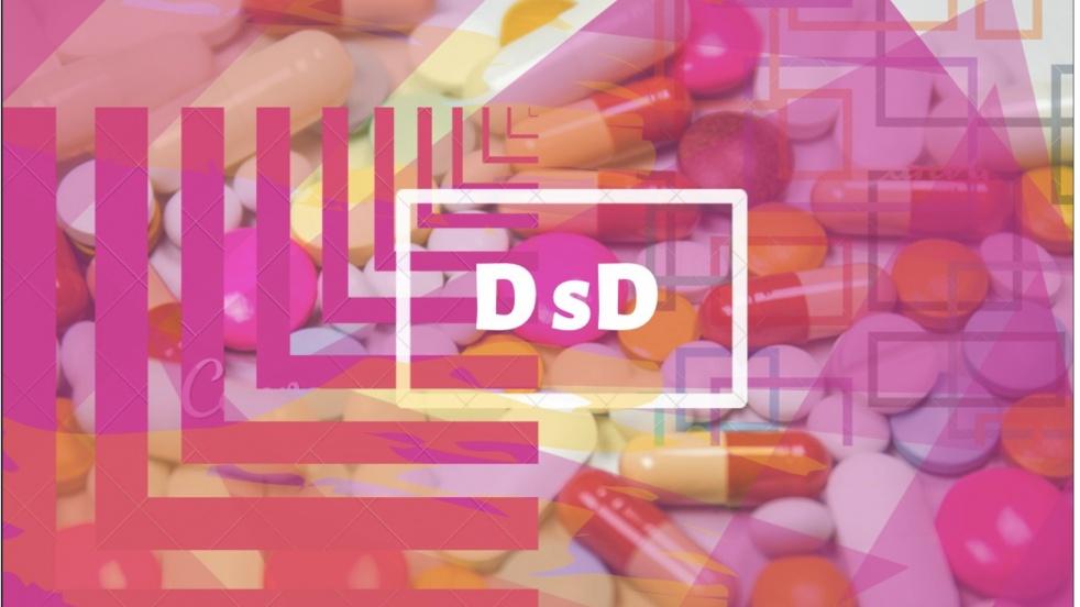 Deben Ser Drogas - show cover