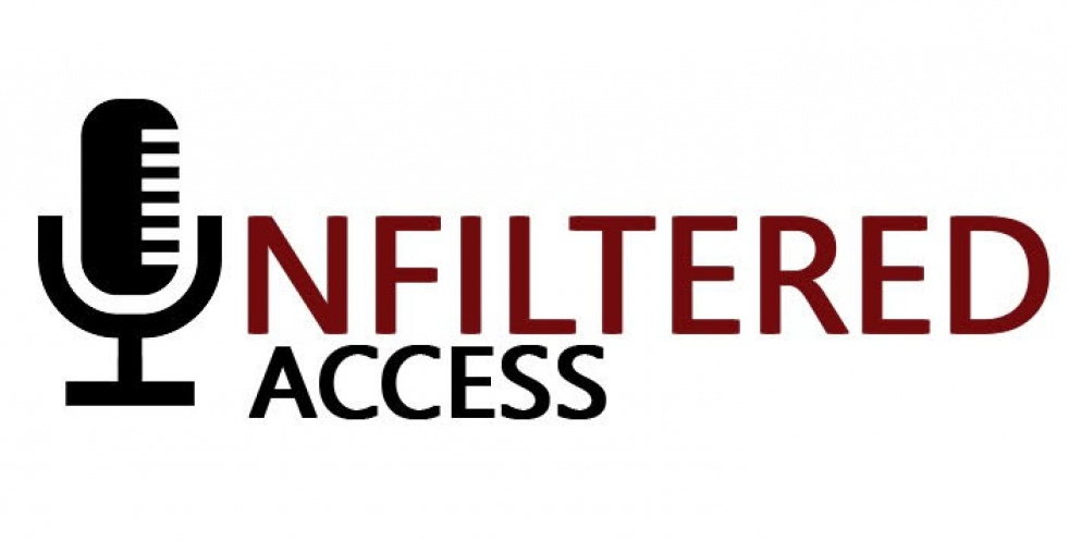 The Unfiltered Access Podcast - show cover