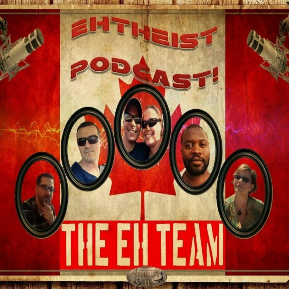 Ehtheist Podcast - show cover