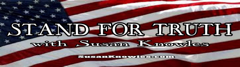 STAND FOR TRUTH RADIO with Susan Knowles - Cover Image