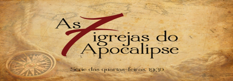 As sete Igrejas do Apocalipse - Cover Image