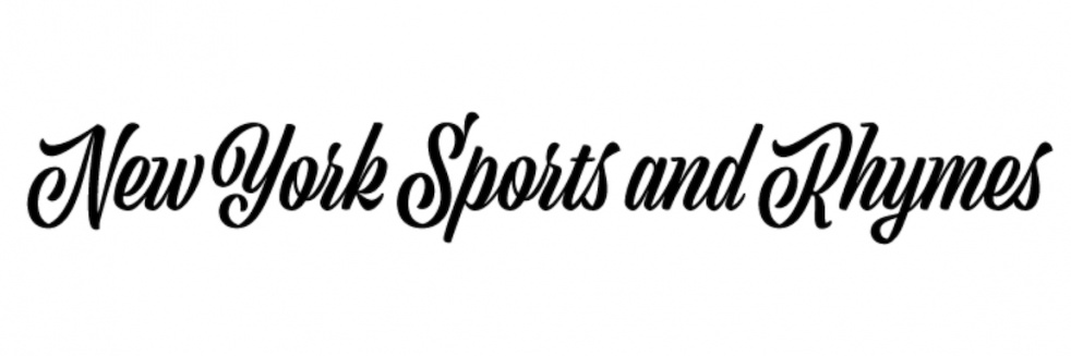 New York Sports and Rhymes - Cover Image