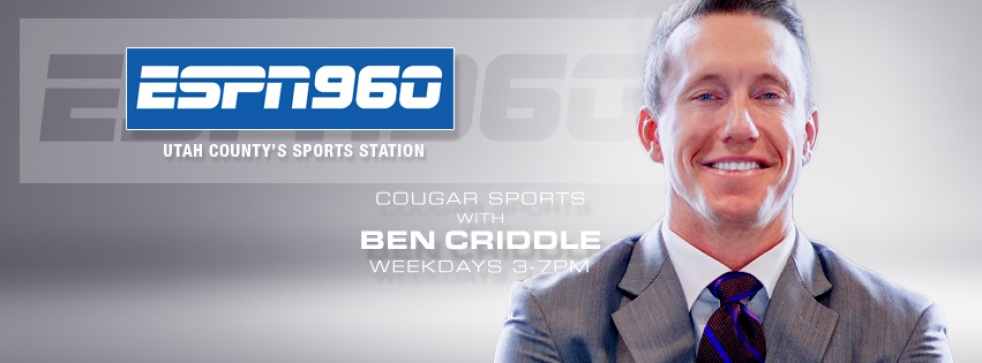 Cougar Sports with Ben Criddle - show cover
