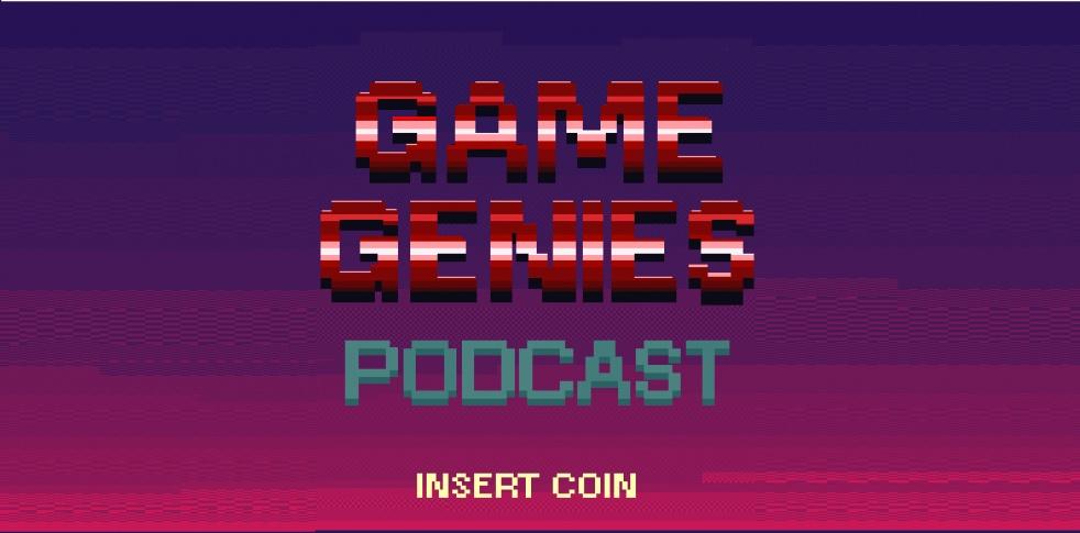 Game Genies Podcast - imagen de portada