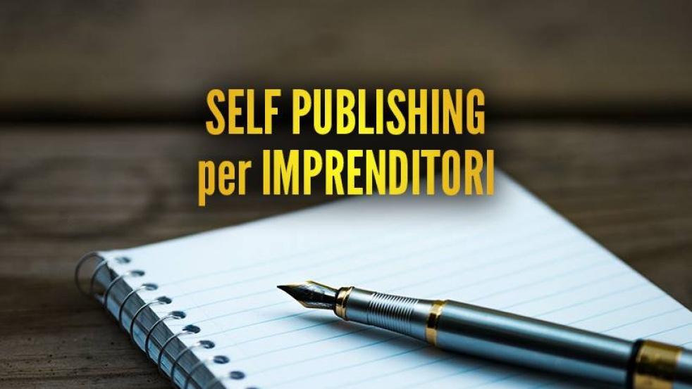 Self Publishing per Imprenditori - imagen de show de portada