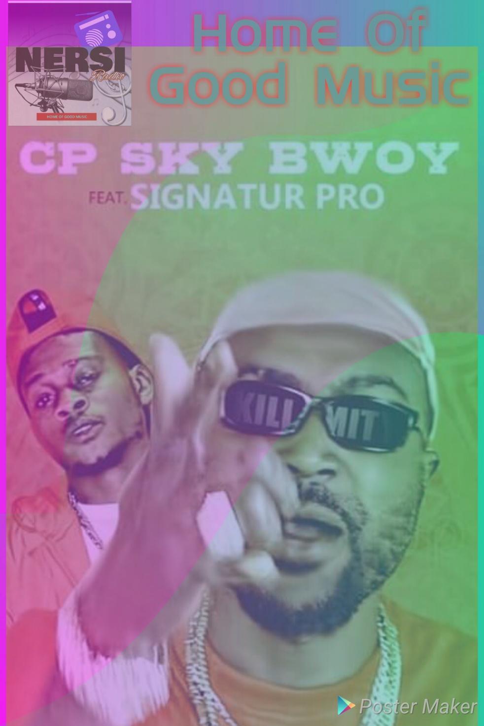 Cp Sky Bowy - immagine di copertina dello show