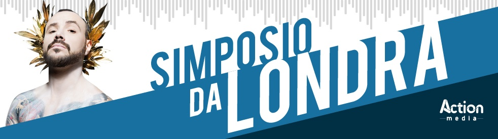 Il Simposio da Londra - imagen de show de portada