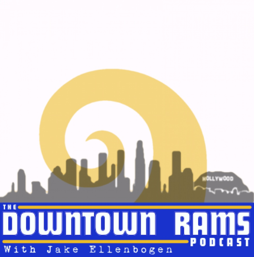 Downtown Rams Podcast - imagen de show de portada