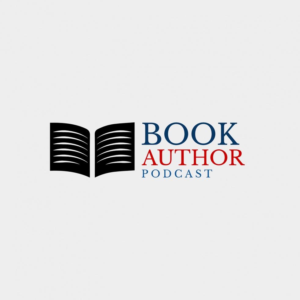 Book Author Podcast - show cover