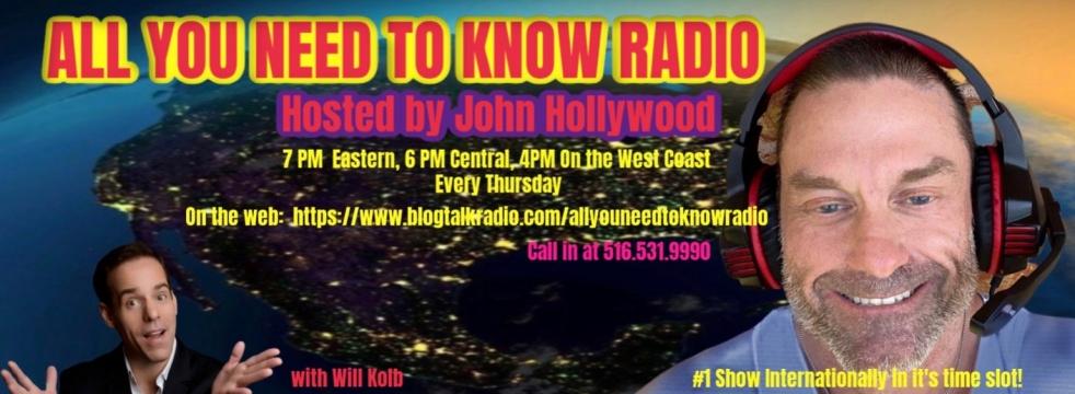 All You Need To Know Radio - imagen de portada
