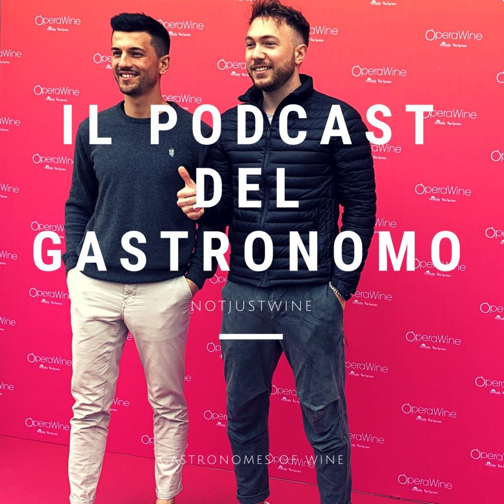 Il podcast del Gastronomo - show cover